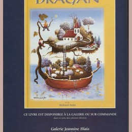 """Monographie """"DRAGAN"""", Canada 1995."""