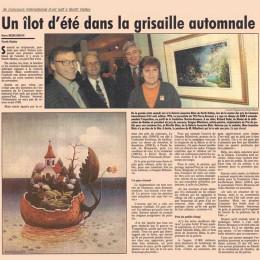 III konkurs međunarodnog naivnog slikarstva, Kanada, 1996.