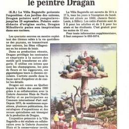 Expo, Villa Bagatelle, Canada 1999.