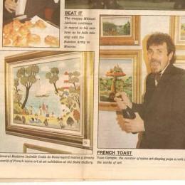 """Galerie """"Duke"""", Australia, 1993."""
