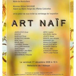 Invitation, Montvilliers, France 2006.