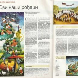 Magazin, Politika, Srbija, 2010.